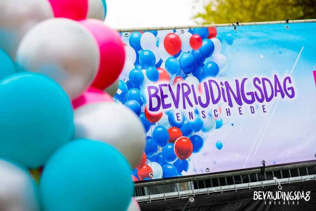 Live @ Bevrijdingsdag Enschede 2017
