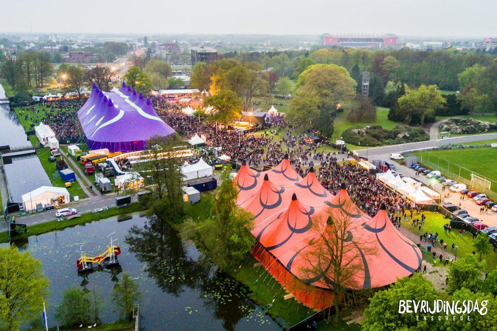 Foto's Bevrijdingsdag Enschede 2017 online!
