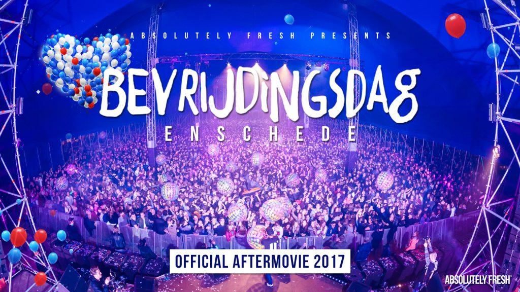 Aftermovie Bevrijdingsdag Enschede 2017