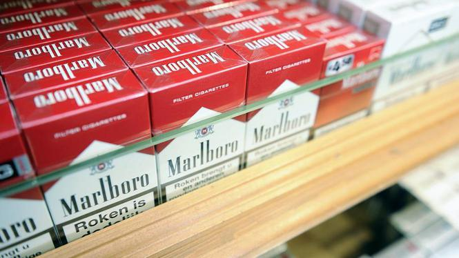 Er zijn geen sigaretten verkrijgbaar op het terrein!