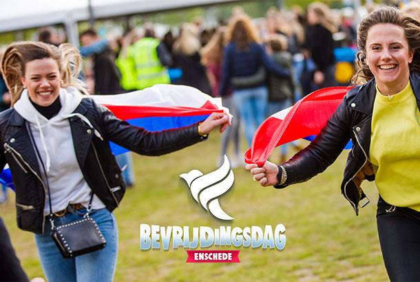 Aftermovie Bevrijdingsdag Enschede 2019 online!